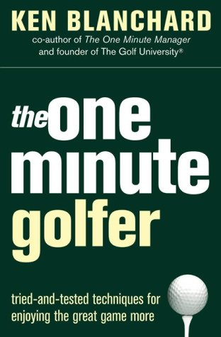 9780007182091: The One Minute Golfer