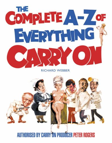 9780007182237: The Complete A-Z of Everything Carry On