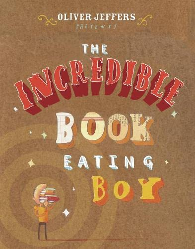 9780007182275: The Incredible Book-Eating Boy