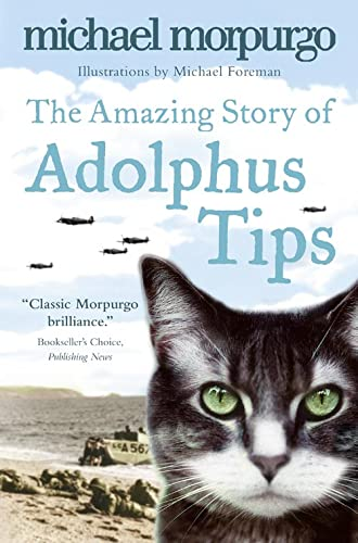 The Amazing Story of Adolphus Tips, illustrated by Michael Foreman