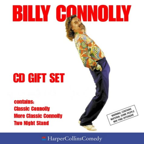 9780007182527: Connolly CD Gift Set