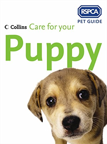 9780007182688: Care for Your Puppy (RSPCA Pet Guides)