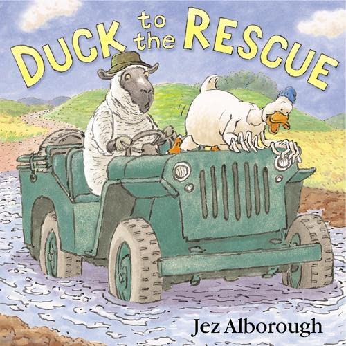 9780007182794: Duck to the Rescue