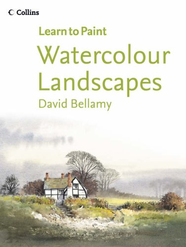 9780007182930: Watercolour Landscapes (Collins Learn to Paint Series)