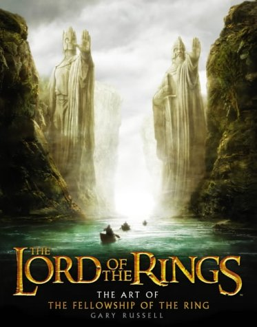 """9780007182954: The Art of the """"Fellowship of the Ring"""" (""""Lord of the Rings"""")"""