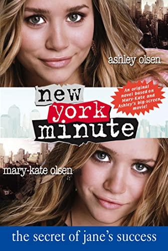 9780007183173: The Secret of Jane's Success (New York Minute)