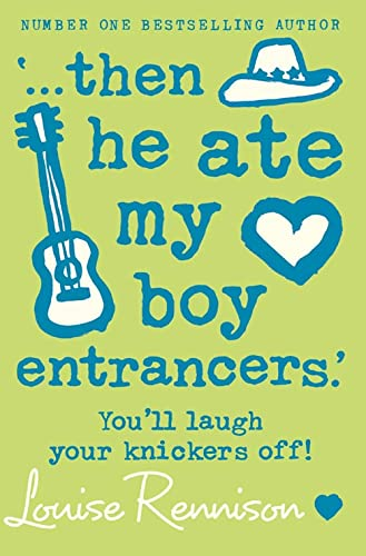 9780007183210: Then He Ate My Boy Entrancers': Fab New Confessions of Georgia Nicolson
