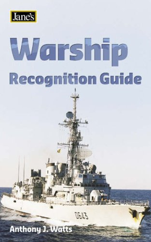 9780007183272: Warship Recognition Guide (Jane's)