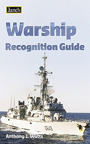 9780007183272: Jane's Warship Recognition Guide