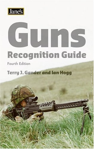 9780007183289: Jane's - Guns Recognition Guide (Jane's Recognition Guide)