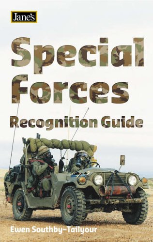 9780007183296: Jane's - Special Forces Recognition Guide (Jane's Recognition Guide)