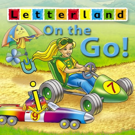9780007183432: Letterland - On the Go! (Letterland Picture Books)