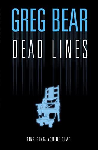 DEAD LINES: Bear, Greg