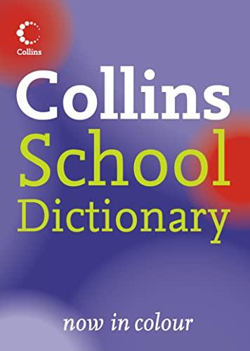 9780007183739: Collins School - Collins School Dictionary