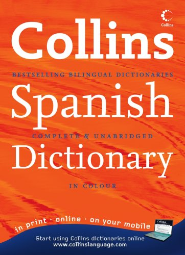 9780007183746: Collins Spanish Dictionary: Complete & Unabridged (English and Spanish Edition)