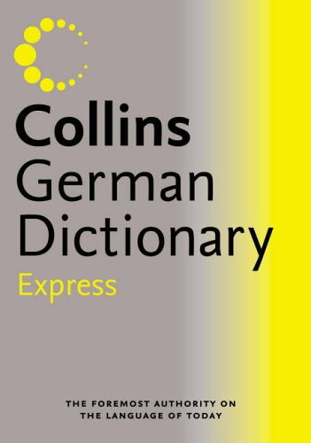 9780007183791: Collins Express German Dictionary