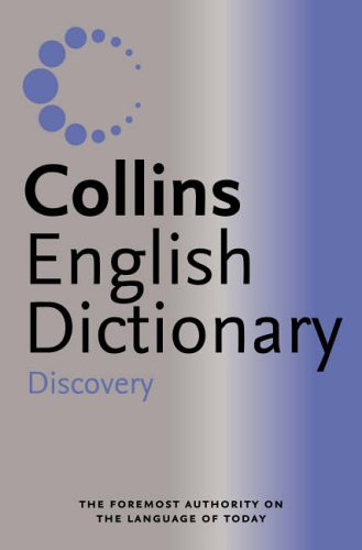9780007183838: Collins Discovery English Dictionary