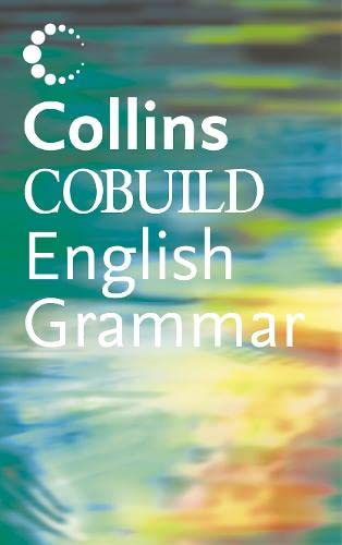 9780007183876: Collins COBUILD English Grammar
