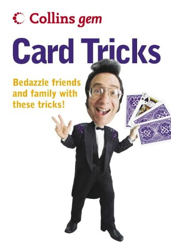 9780007183944: Collins Gem Card Tricks: Bedazzle Friends and Family with These Tricks!
