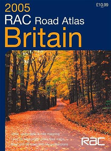 9780007184347: RAC Road Atlas Britain: 3 Mile