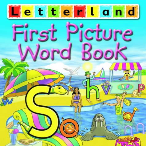 9780007184361: First Picture Word Book (Letterland Picture Books)