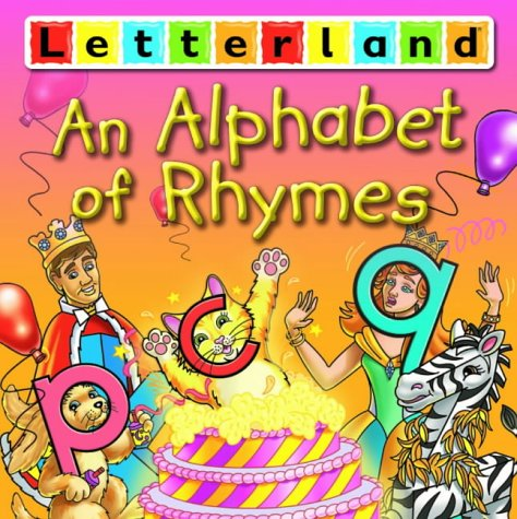 9780007184378: Letterland - Alphabet of Rhymes (Letterland Picture Books)