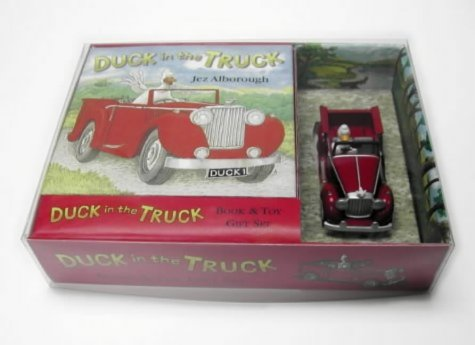 9780007184545: Duck in the Truck Book and Toy Gift Set (Book & Toy)