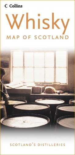 9780007184620: Whisky Map of Scotland (Pictorial Map) (Pictorial Maps)