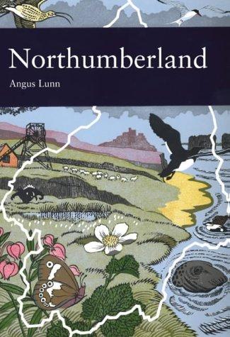 9780007184842: Northumberland (Collins New Naturalist)