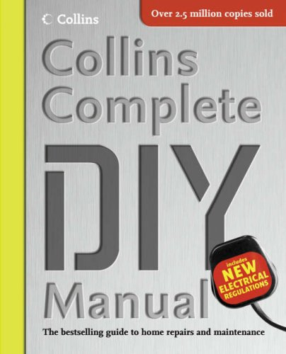 9780007185238: Collins Complete DIY Manual