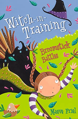 9780007185245: Broomstick Battles (Witch-in-Training, Book 5)