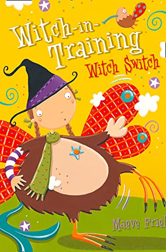 9780007185252: Witch Switch(Witch-in-Training)