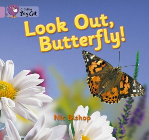9780007185320: Look Out Butterfly! (Collins Big Cat)
