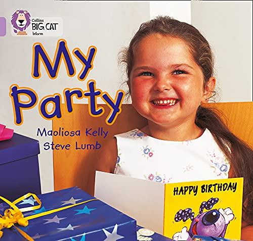 9780007185337: My Party (Collins Big Cat)