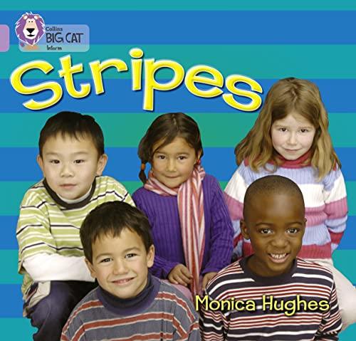 9780007185344: Stripes (Collins Big Cat)