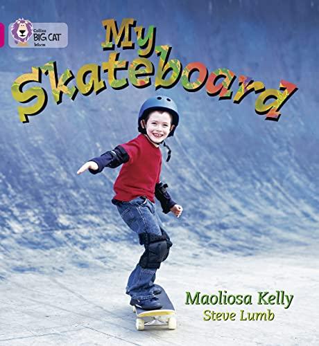 9780007185368: Collins Big Cat -- My Skateboard : Band 01a/Pink A