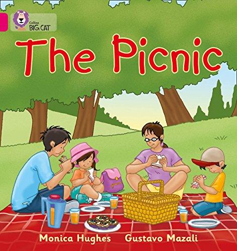 9780007185399: The Picnic (Collins Big Cat)