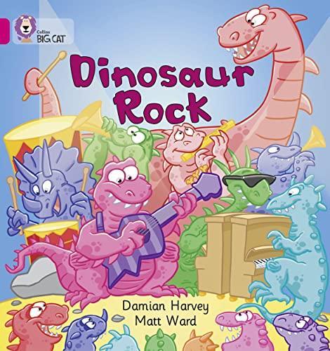 9780007185405: Dinosaur Rock (Collins Big Cat)