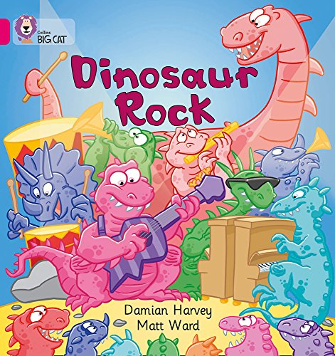 9780007185405: Dinosaur Rock (Collins Big Cat)