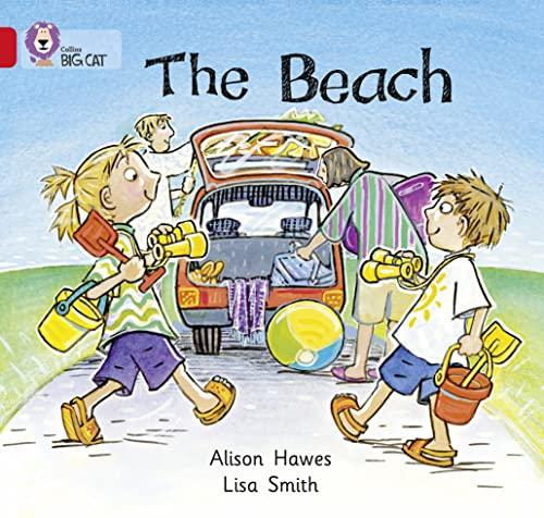 9780007185474: The Beach (Collins Big Cat)