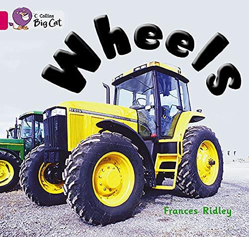9780007185504: Collins Big Cat - Wheels: Band 01B/Pink B