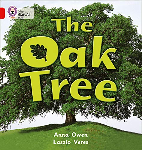 9780007185627: The Oak Tree (Collins Big Cat)