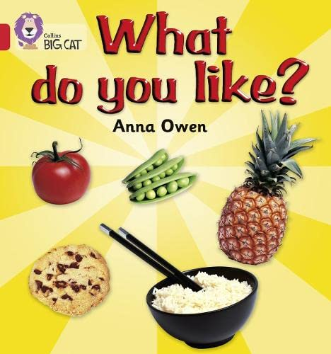 What Do You Like?: Band 02b/Red B: Anna Owen