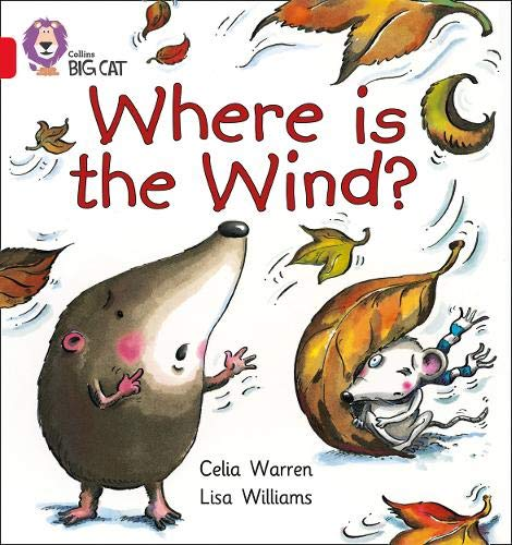 9780007185665: Where is the Wind? (Collins Big Cat)