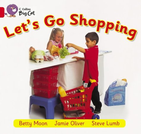 9780007185672: Let's Go Shopping (Collins Big Cat)