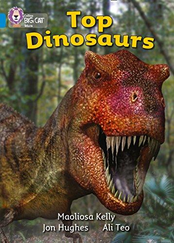 Top Dinosaurs: Band 04/Blue (Collins Big Cat): Collins Big Cat,
