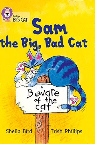 9780007185726: Sam the Big Bad Cat