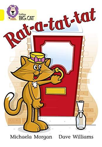 9780007185733: Collins Big Cat - Rat-a-tat-tat: Band 03/Yellow