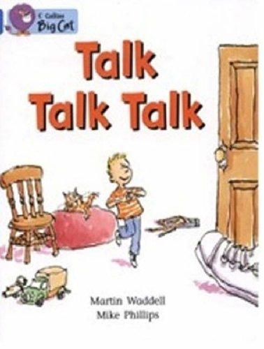 9780007185788: Talk Talk Talk (Collins Big Cat)