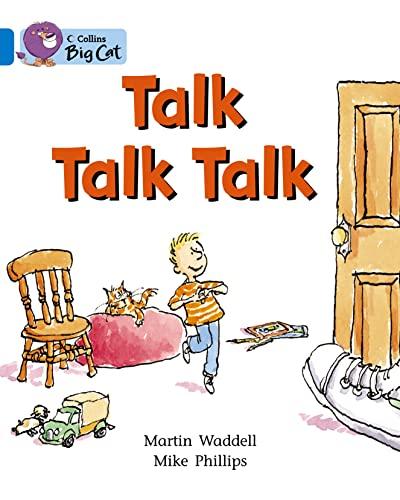 9780007185788: Talk Talk Talk (Collins Big Cat)